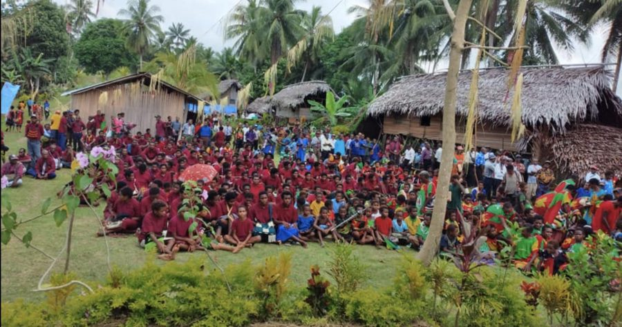 Christmas in Papua New Guinea