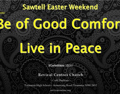 Sawtell Easter Weekend 2021