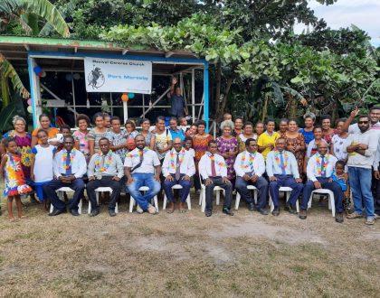 RCC Port Moresby